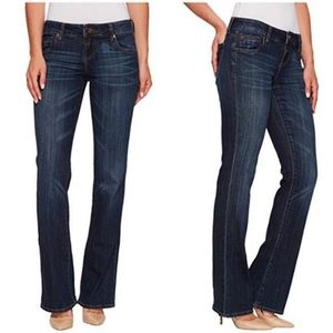Kut From The Kloth High Rise BootcutJeans